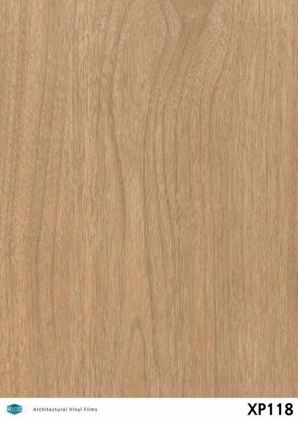 XP118 Walnut Medium Wood Interior Film - Wood Collection