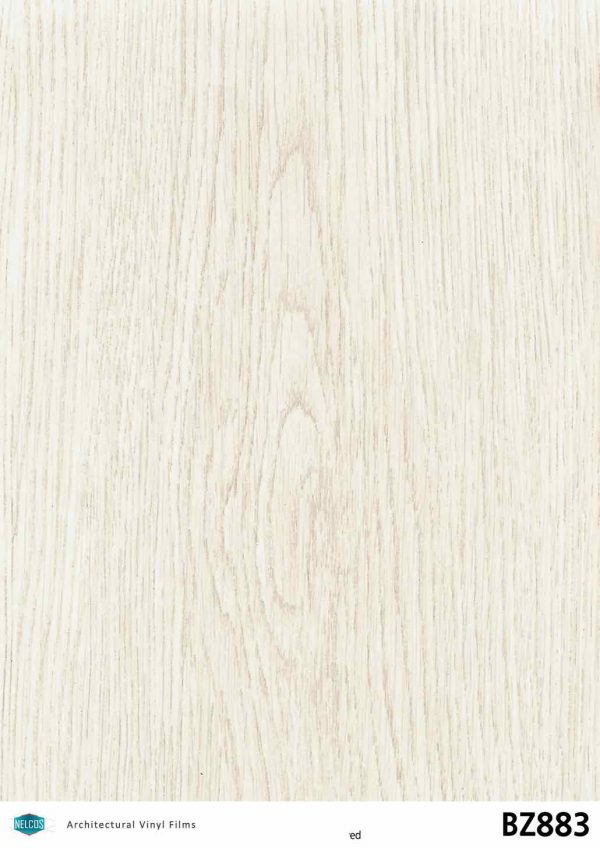 BZ883 Oak Light Wood Interior Film - Wood Collection