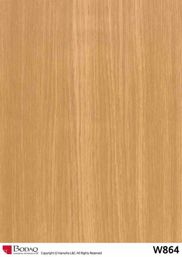 Nelcos W864 Oak Interior Film - Standard Wood Collection