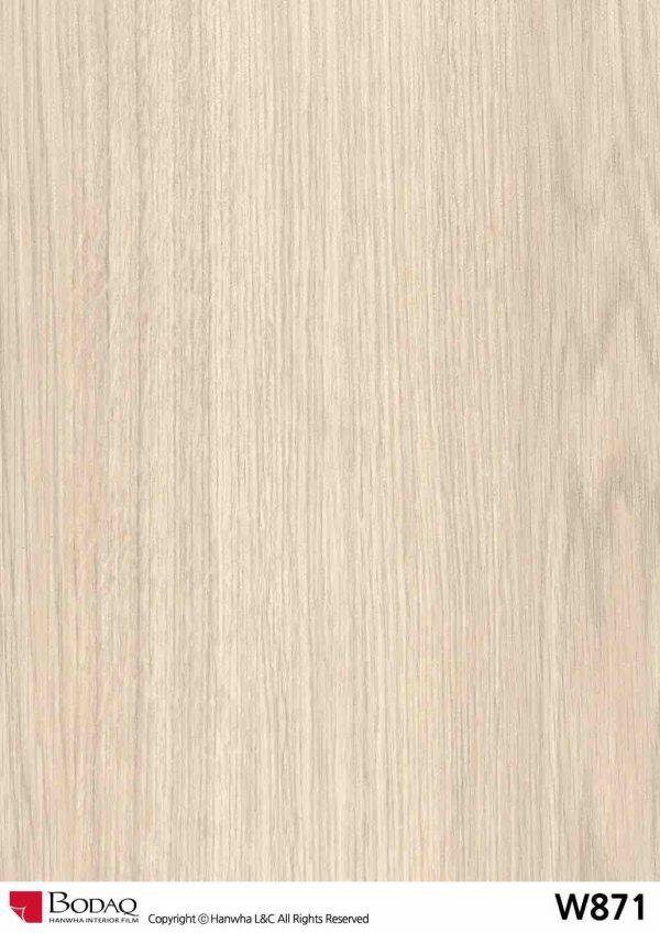Nelcos W871 Oak Interior Film - Standard Wood Collection