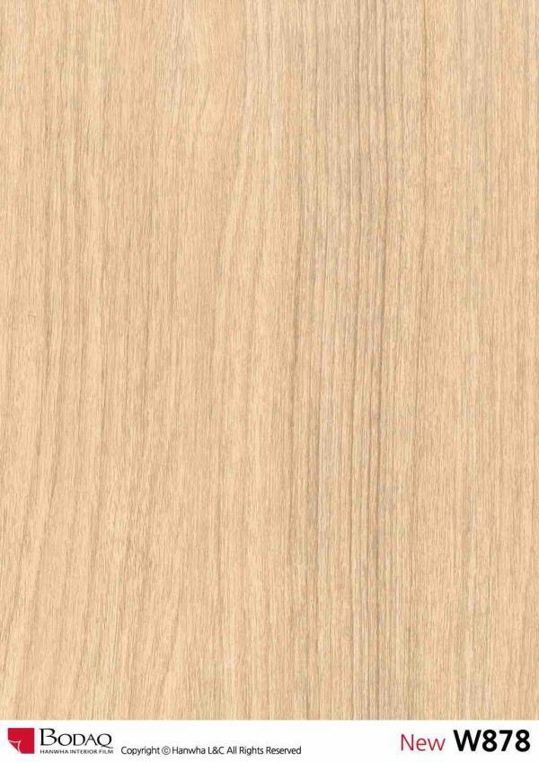 Nelcos W878 Noce Interior Film - Standard Wood Collection