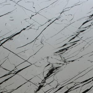 NS895 Bianqo Marquina - Stone&Marble Collection